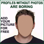 Image recommending members add Louisiana Passions profile photos